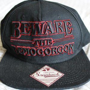 Dungeons and Dragons Snapback